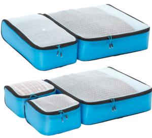 eBags Hyper-Lite Pacing Cubes (Blue)