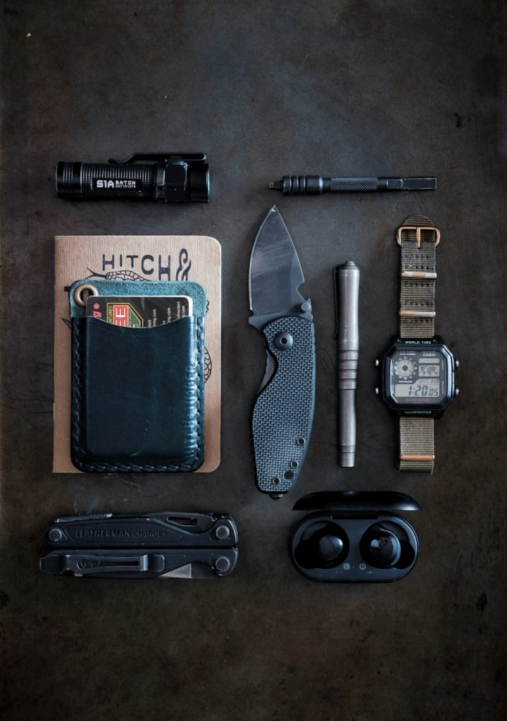James Slatter Everyday Carry Community Feature