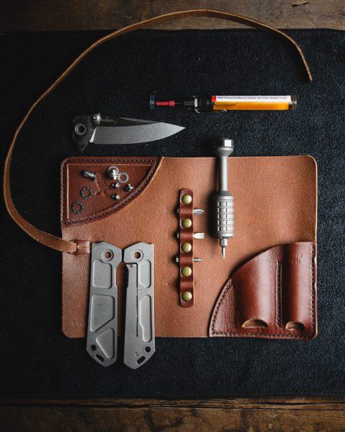 Leather Knife Maintenance Kit