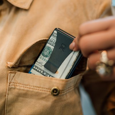 The Ridge Wallet with Money Clip