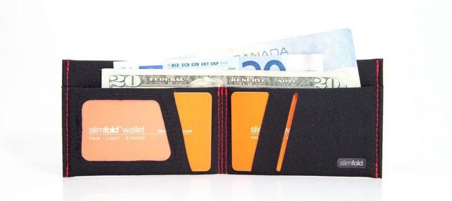 SlimFold Micro Soft Shell Minimalist Wallet